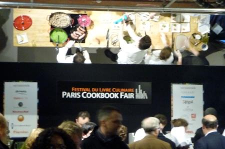 paris cook book festival 2012